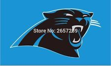 NFL Carolina Panthers Flag/Banner 3x5 Feet New Free Shipping From China