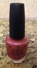 OPI ROMANCE ME NAIL LACQUER POLISH NL922 .5oz NEW Sealed HARD TO FIND