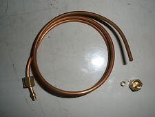 2FT Copper Gas Fuel Line & Fittings Briggs & Stratton L, NS, WI, WM, WMB WMI & Y