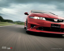 Honda Civic FN2 Type R Mugen Style Grill