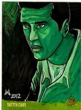 Night of the Living Dead Sketch Card drawn by Lynn Anderson