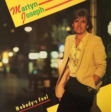 MARTYN JOSEPH - Nobody's Fool (LP) (Signed) (VG+/VG+)