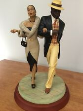 Lenox Thomas Blackshear Ebony Visions Steppin Out Limited Edition On The Town