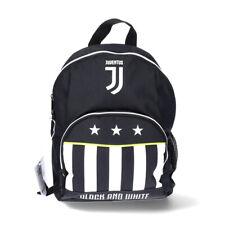 Juventus Prodotto Ufficiale Zaino Small Scuola 2020/21 Compatto Seven Best Match