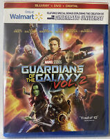SEALED Guardians of the Galaxy Vol. 2 (Blu-ray/DVD,Expired Digital!)See Pictures