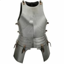 Steel Body Armour Collectible Knights Medieval Renaissance Cuirass Armor Breast