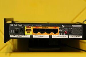 Netgear N300 Wireless Router WNR 2000v.4 / 2.4GHz Wi-Fi band 5 fast Ethernet