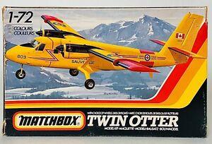 Matchbox Twin Otter 1/72 Plastic Model Kit
