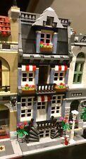 Lego Custom Modular Building Town House Like 10251 10246 10197 city MOC 480