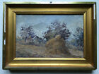 French Impressionism painting Landscape Haystack c1935
