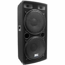 Seismic Audio Dual 15
