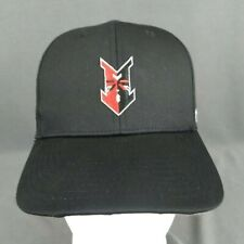 Indianapolis Indians '47 Snapback Hat Black Cap Minor League Baseball Youth Kids