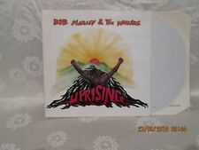 Bob Marley & The Wailers –Uprising  /  Vinyl - LP