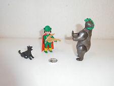Playmobil dancing bear 3567 medieval 3448 3447
