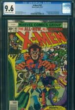 X-MEN #107 CGC 9.6 NM+ NEAR MINT+ 1st STARJAMMERS 1st GLADIATOR Marvel Comic KEY
