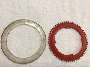 Vintage John Deere Lincoln Ag Prod B Sorg-12 60 Cell Planter Plastic Seed Plate