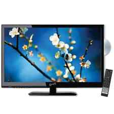 "Supersonic 24"" Widescreen LED HDTV W/ DVD Player 12 Volt AC / DC, SC-2412 NEW"