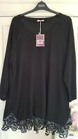 Joe Browns layered Tunic Top BNWT size 24