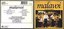 RARE CD 7 TITRES MALAVOI LA CASE A LUCIE 1988 BLUE SILVER DISTRIBUTION