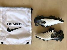 Nike tiempo legend 7 elite FG, blanco/negro, levas
