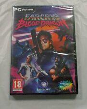 Far Cry 3 - Blood Dragon PC DVD new sealed