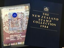 1984 NEW ZEALAND MINT STAMP YEAR BOOK COLLECTION