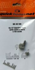Quickboost 1/48  Sukhoi Su-27 Ejection Seat with Safety Belts # 48136