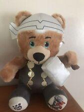 "Build A Bear Thor Marvel Mini Stuffed Plush 9"""