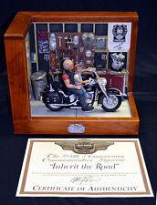 "Harley-Davidson ""Inherit The Road"" Sculpture by Mark Patrick 99200-98Z Nr. 623"