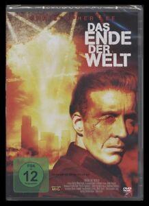 DVD DAS ENDE DER WELT - CHRISTOPHER LEE - Science-Fiction *** NEU ***