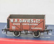 Bachmann Collectors Club  37-2011K, 7 plank open Wagon, W.R. Davies & Co