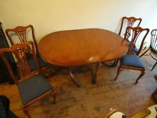 Yew Up to 8 Seats Table & Chair Sets
