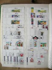 BRD ab 1970 - 1992, gigantisches Lagerbuch gest. & xx, nur Eckraender #brdr1