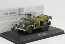 1938 Mercedes-Benz G5 G 5 W152 Geländewagen 1:43 IXO Altaya Collection