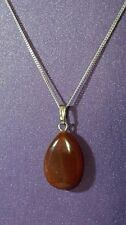 Agate Natural Costume Necklaces & Pendants