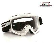 Gafas Enduro Cross Base Line CA3301 de Progrip Blanco