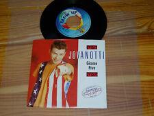 JOVANOTTI - GIMME FIVE (REMIXE) / GERMANY 7'' SINGLE 1989 (EX)