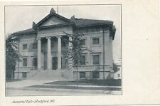 ROCKFORD IL – Memorial Hall