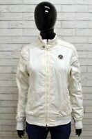 Giubbotto NORTH SAILS Donna Taglia Size M Jacket Giubbino Woman Giacca Bianco