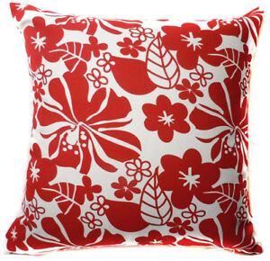 Pillow Cover*Lily Cotton Canvas Sofa Seat Pad Cushion Case Custom Size*AF3