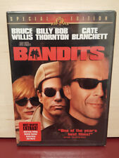 Bandits - DVD - Region 1 - Bruce Willis - NEW SEALED - Special Edition