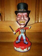 Circus Carney Ringmaster Bobble Head/Bobbing Head/Nodder Mint 2003