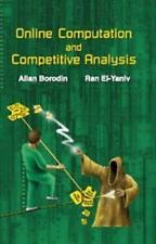 Online Computation and Competitive Analysis Borodin, Allan, El-Yaniv, Ran Hardc