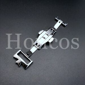 18 MM Silver Deployment Buckle Clasp For Vacheron Constantin Strap Band Oversea