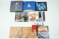 Art of Fighting Ryuko no Ken Gaiden Limited NCD SNK Neogeo CD Box From Japan