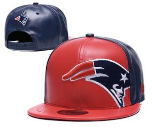 New England Patriots NFL Football Embroidered Hat Snapback Adjustable Cap