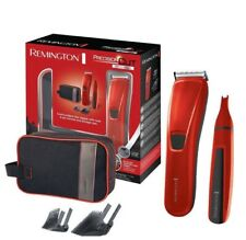 Remington HC5302 Precision Cut Mens Hair Clipper Nose & Ear Trimmer Gift Set