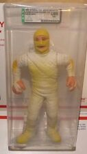 "1986 IMPERIAL TOY MONSTER 7.5"" THE MUMMY AFA GRADED UNCIRCULATED 85 NM+"