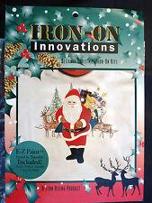 Iron-On Innovations Christmas Kit w/Transfer