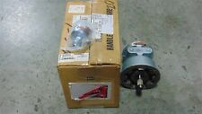 NEW GAST 8AM-NRV-43 Compressed Air Worm Geared Motor